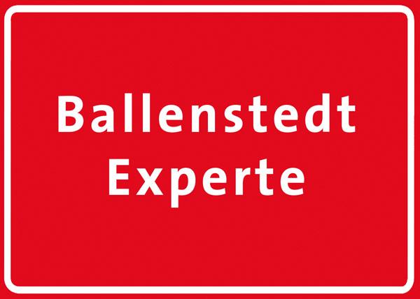 Ballenstedt-Experte
